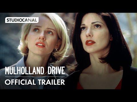 MULHOLLAND DRIVE   David Lynch's masterpiece newly restored in 4K   New Trailer