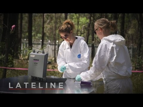Inside the secret Australian body farm helping real-life CSIs