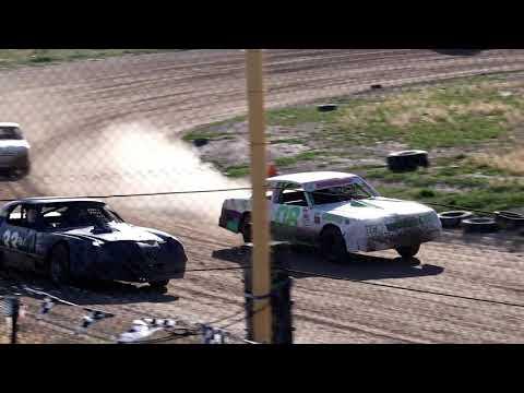 Wild Bill's Raceway Pure Stock Heat Race 7/12/19