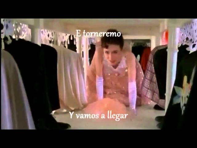Mario Frangoulis Buongiorno Principessa Buenos Días Princesa Subtitulada Italiano Español Youtube