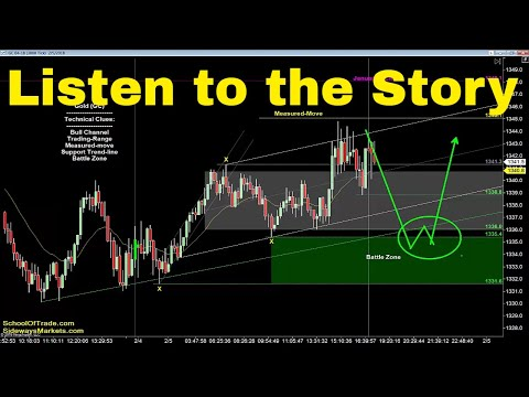 "Listen to the ""Story"" 