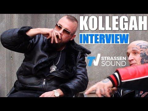 KOLLEGAH EXKLUSIV INTERVIEW mit MC Bogy 'Monument' - TV Strassensound