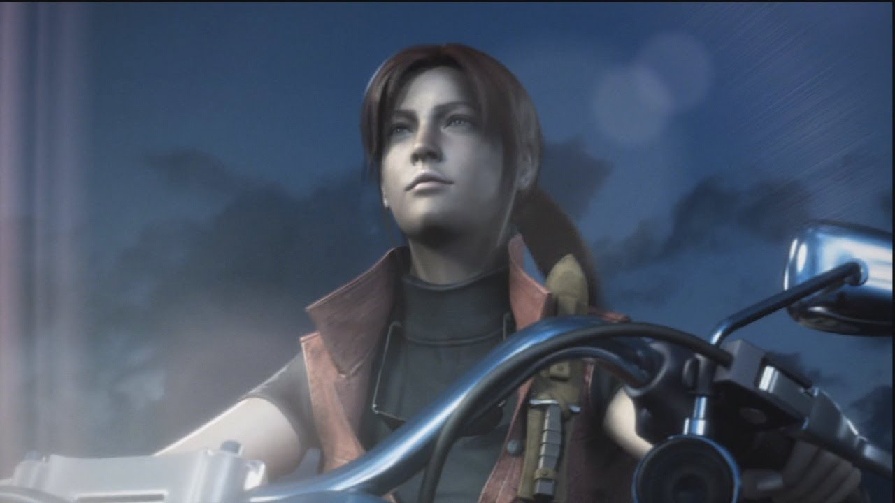 Image result for claire redfield darkside chronicles