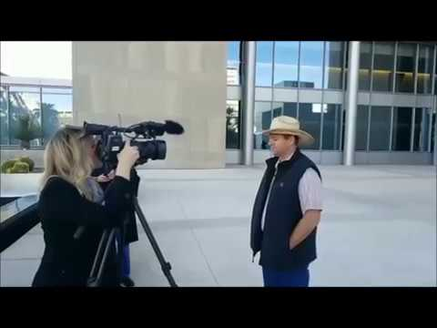 Ammon Bundy Interview - In Front of Fed Court -  Las Vegas - 12/18/17