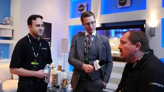 Wireless Charging! Interview with Energous WattUp at CES 2015