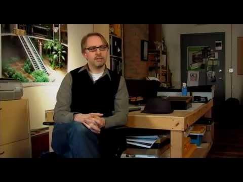 Brian Ulrich - Interview for ArtDrift