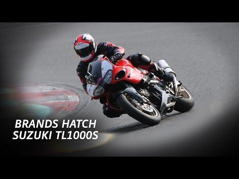 Brands Hatch Indy Circuit Suzuki TL1000S September 22nd 2014