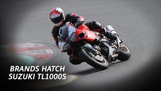 Brands Hatch Indy Circuit Suzuki TL1000S September 22nd 2014