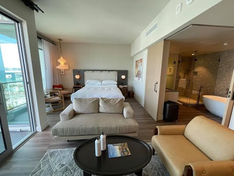 Mission Pacific Hotel - Oceanside/San Diego - Sanctuary Suite Globalist Upgrade