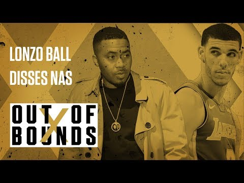 Lonzo Ball Disrespecting Nas | Out Of Bounds