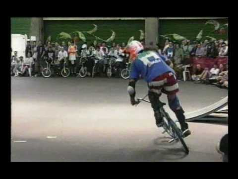 Matt Hoffman-1st place street,The Rider's Cup,1992,London