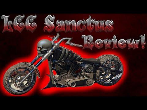 GTA online guides - Sanctus review