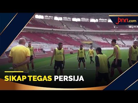 Persija Jakarta Dukung Pembubaran Liga 2020