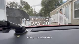 BB.moryts vLoG #68: Master Cleanse DAY 30