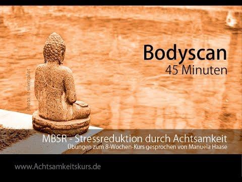 MBSR Bodyscan 45 Min