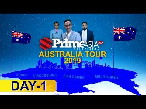 PrimeAsia TV Australia Tour 2019 | Episode 1 | Day 1 | Sydney To Melbourne Road Trip