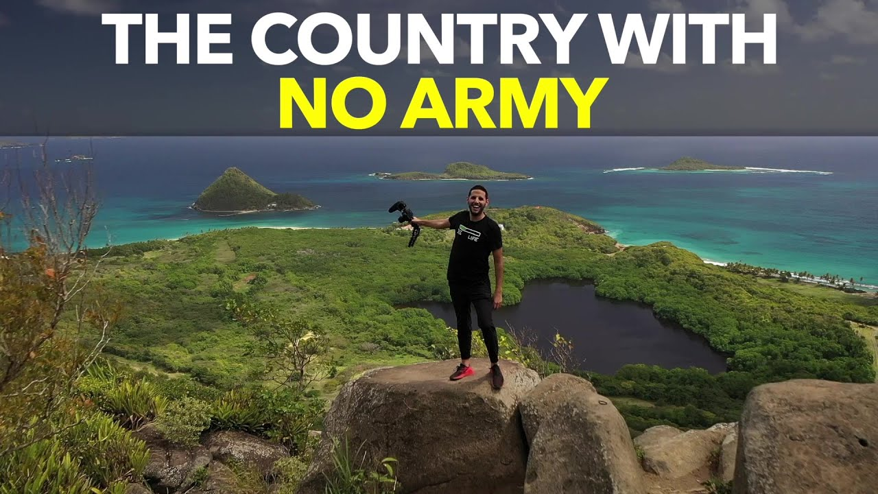 The Country With No Army