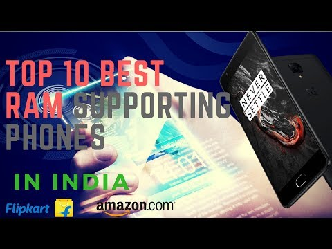 Top 10 Highest RAM Mobile Phones With Prices in India