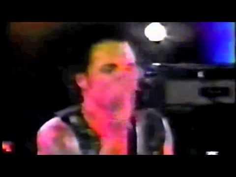 Backyard Babies - Radio 3 - Madrid, Spain - 1989