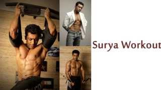Hero Surya Workout - Celebrity Diet - Celebrity Workouts - How To