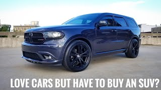 The Dodge Durango RT Is The Best SUV in it's Class For Modifications