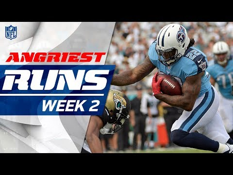 Angriest Runs 😠  of Week 2   Good Morning Football   NFL Network
