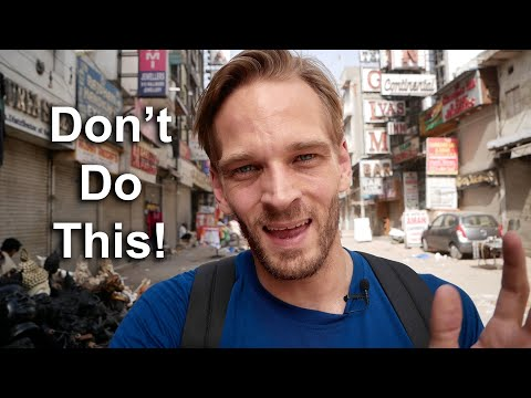 The #1 Mistake Travellers to India Make