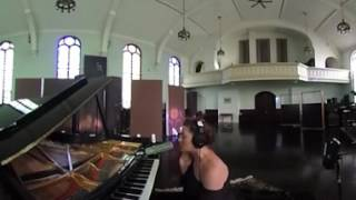 Amanda Palmer - The Killing Type (solo live piano 360 video by Kyle Cassidy)
