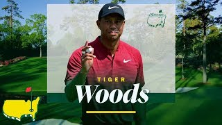 Tiger Woods' First Round In Three Minutes