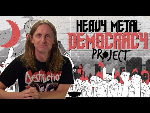 The Heavy Metal Democracy Project Announcement | BangerTV