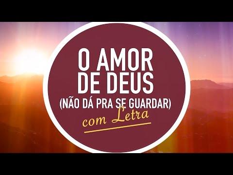 PERTO DE NÓS | O Amor de Deus não dá pra se Guardar | CD JOVEM | MENOS UM