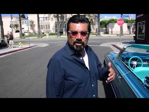 photo of George Lopez 1962 Chevy Impala Low Rider - car