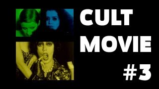"CULT MOVIE - CULT MOVIE #3: ""The Rocky Horror Picture Show"" (18+)"