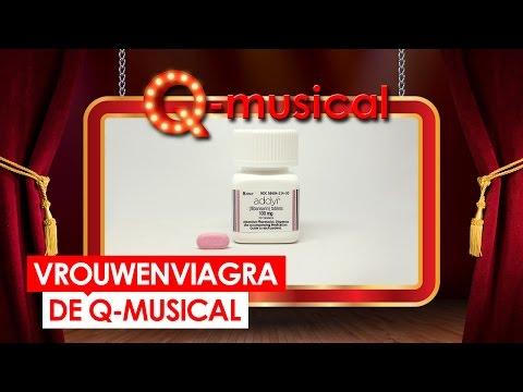 Vrouwenviagra de Q-musical // Mattie & Wietze