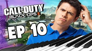 HES CLUELESS!?! Piano Trolling ep 10 on Black ops 2