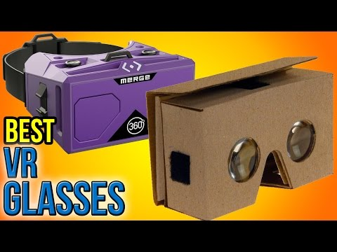 8 Best VR Glasses 2016 from YouTube · Duration:  3 minutes 56 seconds