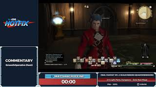 Final Fantasy 14 - Disability Month
