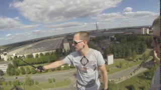 Прыжки с верёвкой в Бобруйске 13 августа Олег Дайнеко(, 2016-08-20T10:52:17.000Z)