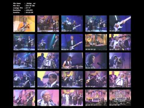 BB King - Daryl Hall - Ain' T Nobody Home