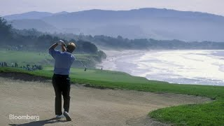 Jack Nicklaus Says Pebble Beach Is His Favorite Golf Course