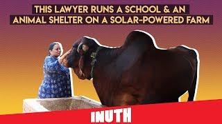 This Lawyer Runs An Animal Shelter On A Solar-Powered Farm