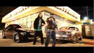 Jim Jones Feat Waka Flocka - Chasin The Paper ( OFFICIAL MUSIC VIDEO )