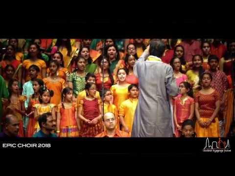 EPIC CHOIR 2018 - SwaraRaaga Samvadham