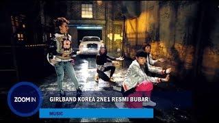 Girlband Korea 2NE1 Resmi Bubar