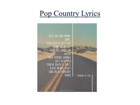 Pop Lyrics Songs By Az Lyrics