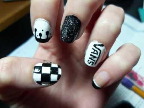 Vans Nails , YouTube