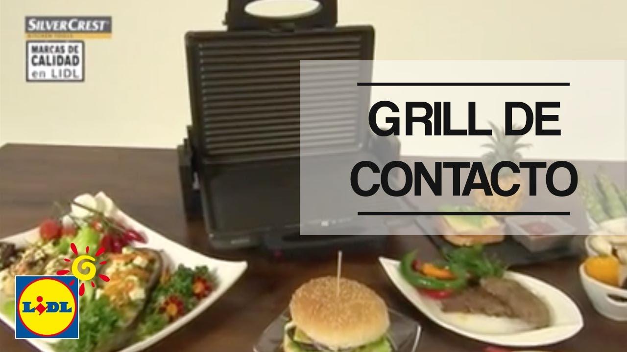 plancha grill silvercrest lidl