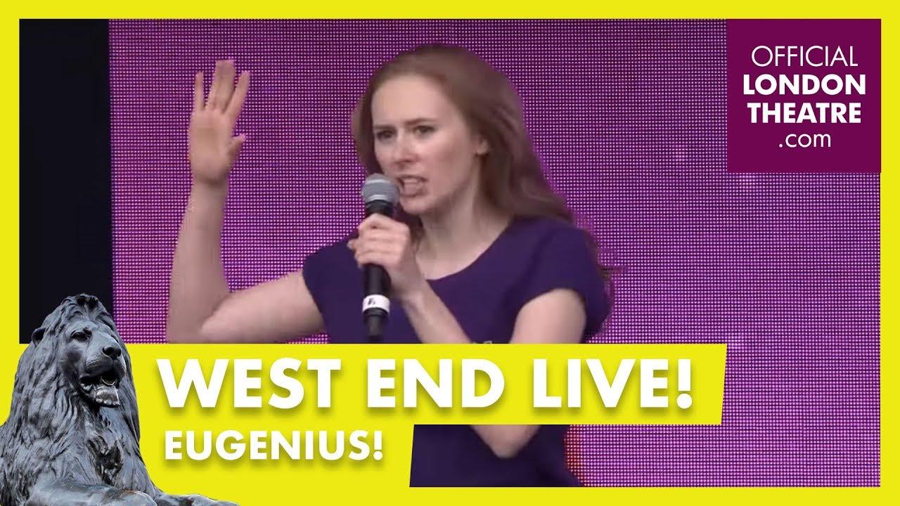 West End LIVE 2018: Eugenius!