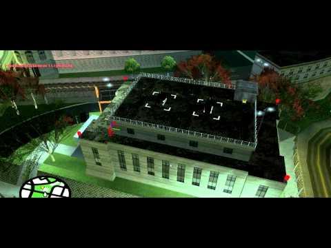 MTA F.B.I. & Hells Angels Base