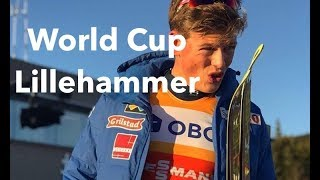 World cup Lillehammer | Vlog 48